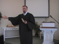 "Sermon: ""Challenging Modern Idolatry,"" Rev. Richard Scott MacLaren, First Presbyterian Church"