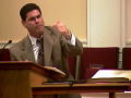 Community Bible Baptist Church, 7-29-2010 - Wed PM Preaching - Summer Revival  2of3