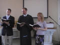 "Hymn: ""Fairest Lord Jesus,"" Trinity Hymnal #129, First Presbyterian Church, Perkasie, PA. Orthodox"
