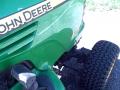 Lawn mower demo X729 EBC