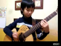 Amazing Young Guitar Player