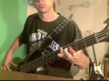 Dead on Arrival - Fall out Boy bass cover