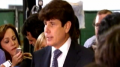 Blagojevich Speaks Outside Courtroom