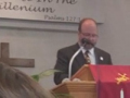 Pastor Jerry Higdon - Sermon at Macedonia Baptist Church 2010-02-22