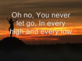 You Never Let Go - Matt Redman