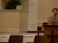 Community Bible Baptist Church 8-25-2010  -  Wed PM Preaching - Guest   Speaker Robert Sutton 2of2