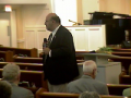 Community Bible Baptist Church 8-22-2010 Sunday School 2of2