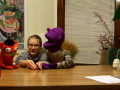 A Puppet Thanksgiving