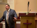 Community Bible Baptist Church 9-1-2010 Wed PM Preaching 2of2