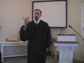 "Sermon: ""The Spirit and Christian Worship,"" Part 2. 08/29/2010. First Presbyterian Church, Perkasie"
