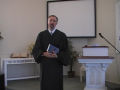 "Sermon: ""The Christian at Work,"" Part 1. 9/05/2010. First Presbyterian Church, Perkasie PA. Rev. Richard Scott"