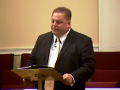 "Community Bible Baptist Church 9-5-2010 Sun PM Preaching - ""Father, Into Thy Hands I Commend My Spirit"" 1of2"