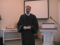 "Sermon: ""Ground Zero for America,"" Part 2. 9/12/2010. First Presbyterian Church, Perkasie"
