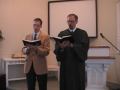 "Hymn: ""Open Now Thy Gates of Beauty,"" Trinity Hymnal #304, First Presbyterian Church Perkasie"