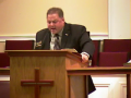 "Community Bible Baptist Church 9-12-2010 - Sun PM Preaching - ""True North"" 1of2"