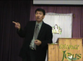 Pastor Preaching - August 22, 2010