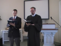 "Hymn: ""None Other Lamb,"" Trinity Hymnal #115. First Presbyterian Church, Perkasie"