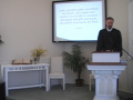 "Catechism: ""Jesus Exalted in Heaven,"" 9/19/2010. First Presbyterian Church"