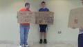 Cardboard Testimonies