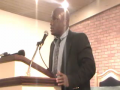 A Firefighter's Testimony! - Jay Mills - Bethel No. 2 A.P. Church