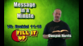 Message in a Minute - Fill it Up!