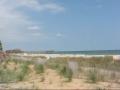 Pier View of Ocean