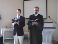 "Hymn: ""O the Deep, Deep Love of Jesus,"" Trinity Hymnal #453. First Presbyterian Church, Perkasie, PA"