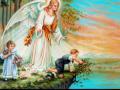 ANGEL CUSTODIO Y EL ANGELUS