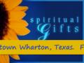 Spiritual Gifts, Part 1