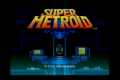 Super Metroid Info Video