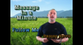 Message in a Minute - Follow Me