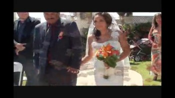 Wedding , Ana and Danny Quezada