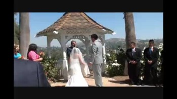 Wedding , Ana and Danny Quezada Part 2
