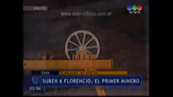 Mineros - Chile / Me puse la Camiseta - Milton Valle
