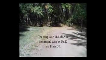 GENTLEMEN - Sung by Psalm 51