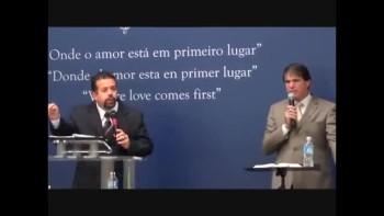 Pastor Daniel Sampaio 1
