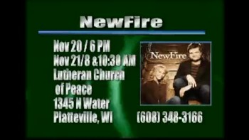 NewFire Guest Worship Leader