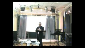 03/10/2010 Воскресная проповедь. Пастор Баббеиси Набил.