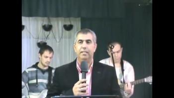 16/10/2010 Воскресная проповедь. Пастор Баббеиси Набил.