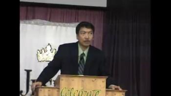 Pastor Preaching - September 05, 2010