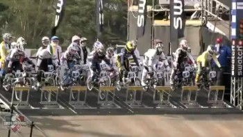 UCI BMX World Championships - 15 girls final
