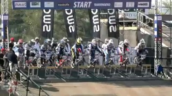 2010 UCI BMX World Championships - Girls 15-16 cruiser finals