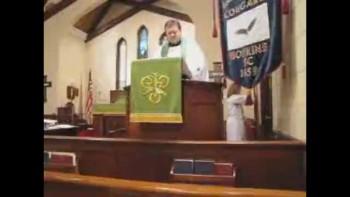 October 24th 2010 Sermon, St. John's Congaree
