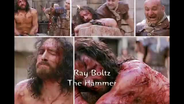The Hammer - Ray Boltz