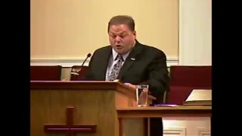 "Community Bible Baptist Church 9-26-2010 - Sun AM Preaching - ""The Hope for America""  1of3"