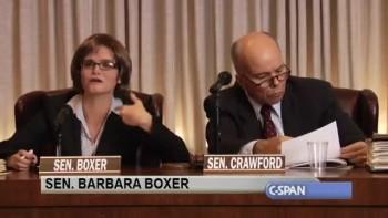 Call Me Senator - Barbara Boxer