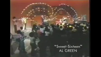 Al Green - Jesus Is Waiting on soul train
