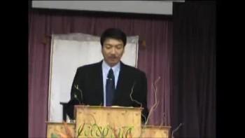 Pastor Preaching - September 12, 2010