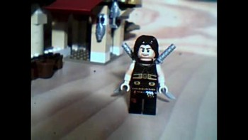 the dance lego