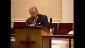 Community Bible Baptist Church 10-5-2010 Tue PM Bible Conference - Clarence Sexton 6of6